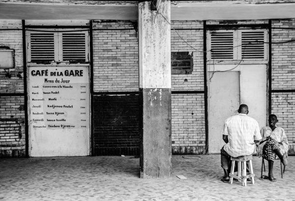 Dakar: la stazione