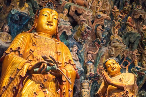 Shanghai: il Tempio del Buddha di Giada